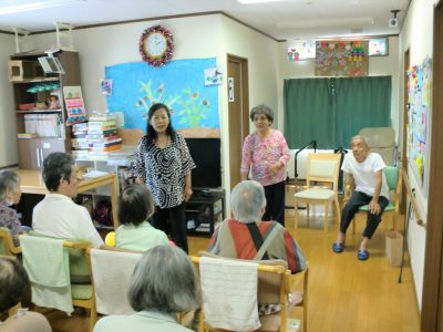 【常時】レクリエーションボランティア&介護体験