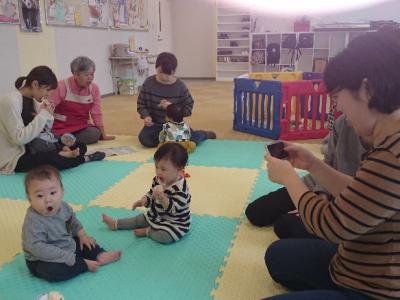 【11月~3月】子育てサロン ボランティア募集