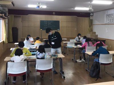 【12/26】冬休み学習ルーム